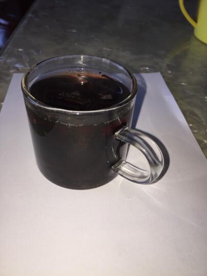 【古树普洱】 茶叶 普洱茶 头春普洱熟茶饼 态与度 年份普洱 包邮 馨度200g熟茶 晒单图