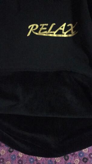绅丁连帽卫衣男加绒2017秋冬新品韩版潮流青少年学生加厚保暖抓痕血爪卫衣男装 3907-黄色-薄款 XXXL 晒单图