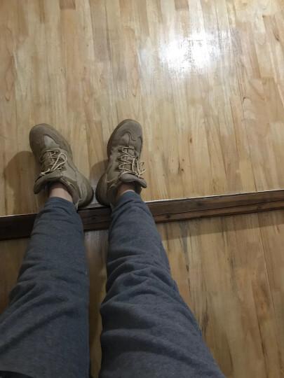 第七大陆(ANTARCTICA) 登山鞋男户外战术沙漠作战军靴山地陆战防水防滑透气作训冬季军迷靴子 沙色低帮 41 晒单图
