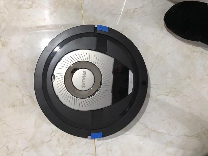 飞利浦(PHILIPS)扫地机器人智能自动家用全自动纤薄吸尘器FC8972/81 晒单图