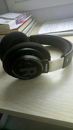 飞利浦SHP9500耳机头戴式HIFI手机吃鸡电脑游戏绝地求生魔声电竞音乐监听光荣使命耳机 SHB9250黑色 晒单图