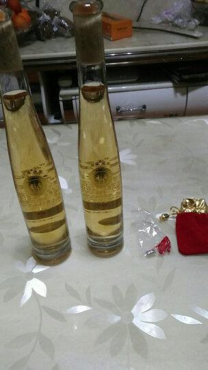 香庄 星级银德庄园干白葡萄酒 375ml 三星级干白葡萄酒整箱6瓶装 晒单图