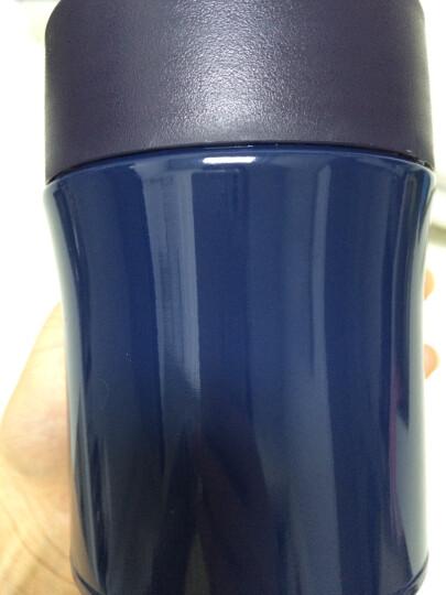 膳魔师(THERMOS) 日本JBI系列保温杯焖烧罐焖烧壶焖烧杯学生儿童不锈钢辅食罐保温 焖烧罐SK3000CBW 470ml 晒单图