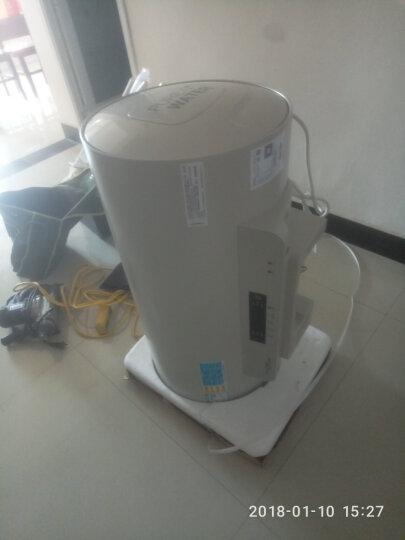【商场同款】美的Midea活水F60-32TH5/TM5出水断电WIFI变频电热水器60/70/80 F60-32TM5(60升)无活水 晒单图