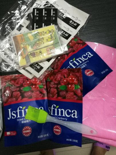 【买二送一】蔓越莓干100g烘焙原料牛轧糖饼干材料原装曼越莓烘培小红莓蔓越梅 100g 晒单图