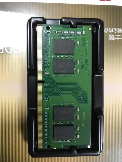 金士顿(Kingston)系统指定内存 DDR4 2133 8G 笔记本内存 晒单图