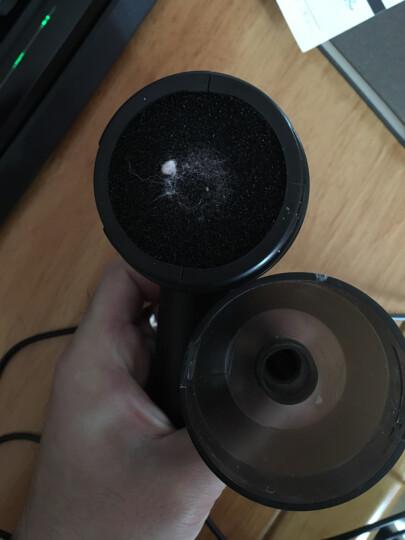 IT-CEO 电脑吸尘器增强USB电脑清洁套装便携吸尘器适用笔记本/台式机/汽车 线长1.8米 X711-G 黑色 晒单图