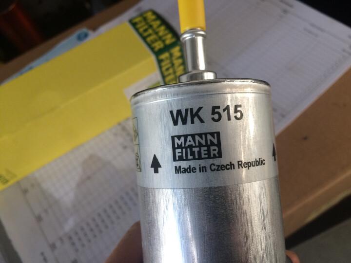 曼牌燃油滤清器汽油滤芯 汽油滤清器 WK515 宝马1系(E81-E87)116i 晒单图