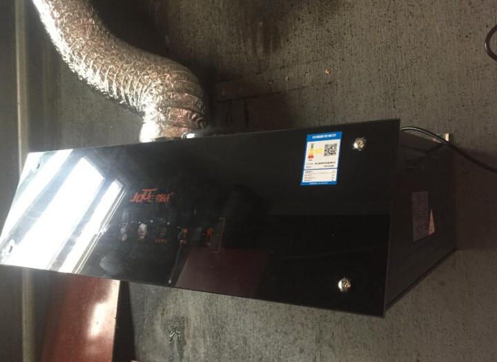 【爆款直降】尊威(JOUE)家用超薄油烟机 中式吸抽油烟机 全新国标版+自动清洗+智能体感开关 不包安装 晒单图