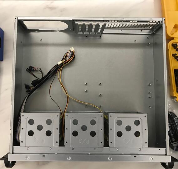研志工控(YANZHI Industrial)2U工控机箱H2-400机箱录像机用DVR服务器机箱 H2-400 晒单图