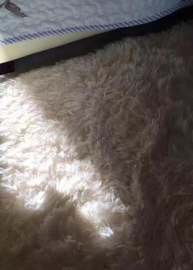 慕格 加厚地毯客厅卧室茶几地毯满铺床边室内长方形榻榻米毯 雅致浅驼 120*160CM 晒单图