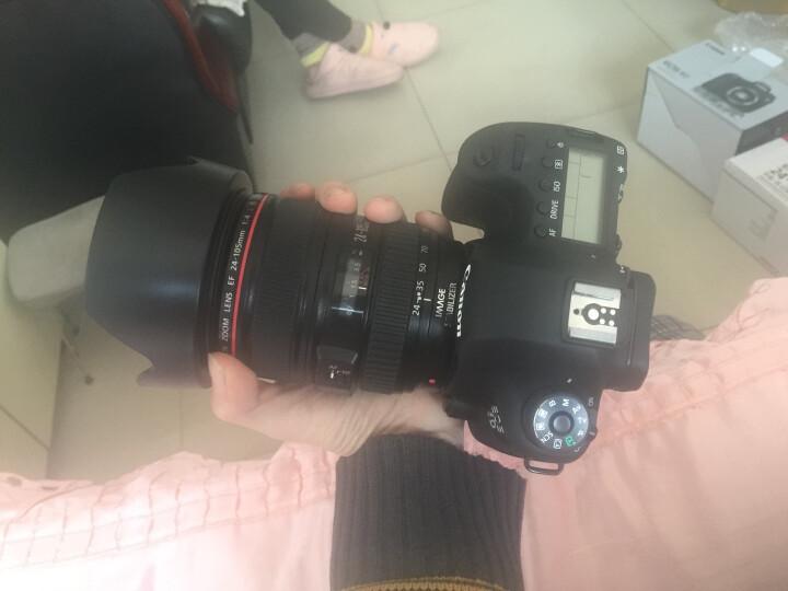【二手99新】Canon/佳能 EOS 6D单机全画幅 专业单反相机套机 99新佳能18-55IS镜头 原装正品 质量保证 晒单图