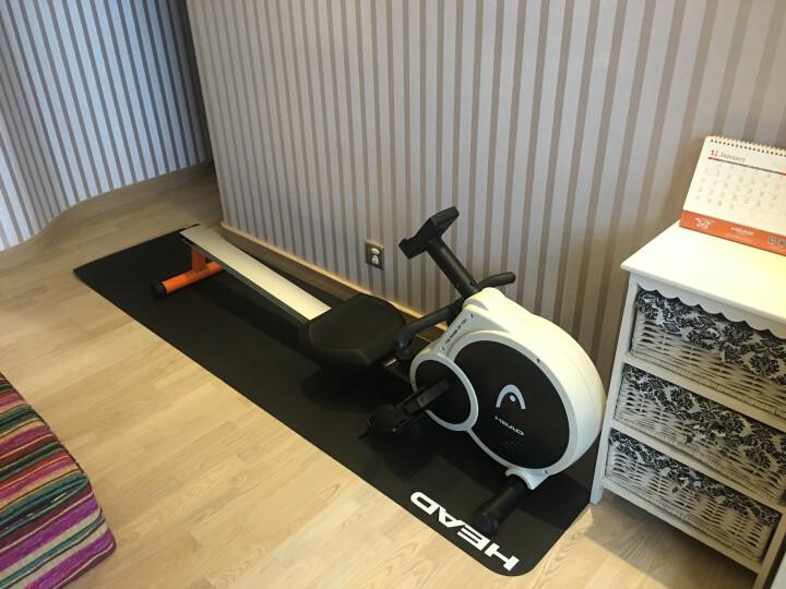 海德(HEAD) 海德划船机家用磁控静音折叠划船器纸牌屋健身器材H515R 标准版 晒单图