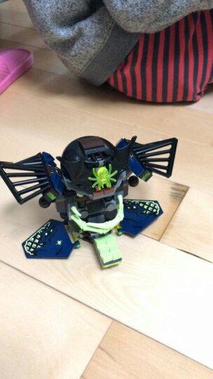 乐高(LEGO) 幻影忍者系列 儿童益智拼装积木玩具6-14岁男孩 70652 雷电暴风神龙 晒单图