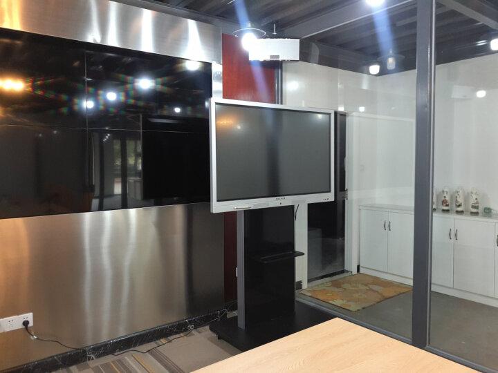 MAXHUB 智能会议平板 86英寸S系列 SC86CD 交互式互动电子白板多媒体教学一体机视频会议触摸显示屏 晒单图