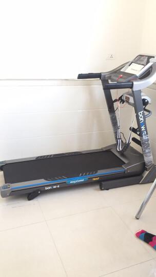 【现货发顺丰】汇祥 跑步机家用多功能健身器材R6 单功能/珍珠白 晒单图