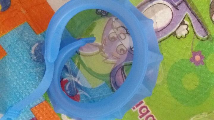 kair 美国宝宝洗头帽可调节婴儿气垫洗澡帽儿童浴帽小孩洗发帽防水 单独粉色花洒 晒单图