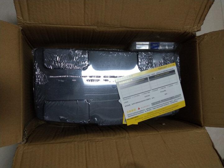 开拓(EXPLOIT)多功能家用工具箱加厚大号塑料工具箱 车载工具 手提收纳箱子 18寸 升级款 晒单图