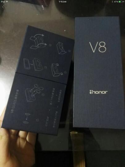 荣耀 V8 全网通高配版4GB+64GB(2K屏)玫瑰金 移动联通电信4G手机 双卡双待双通 晒单图