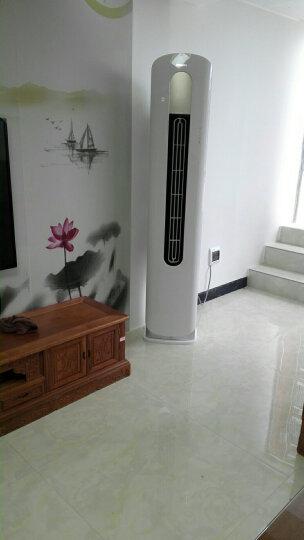 海信(Hisense) 2匹 二级能效 定速 冷暖 圆柱艺术化 空调柜机(KFR-50LW/85F-N2(2N14)) 晒单图