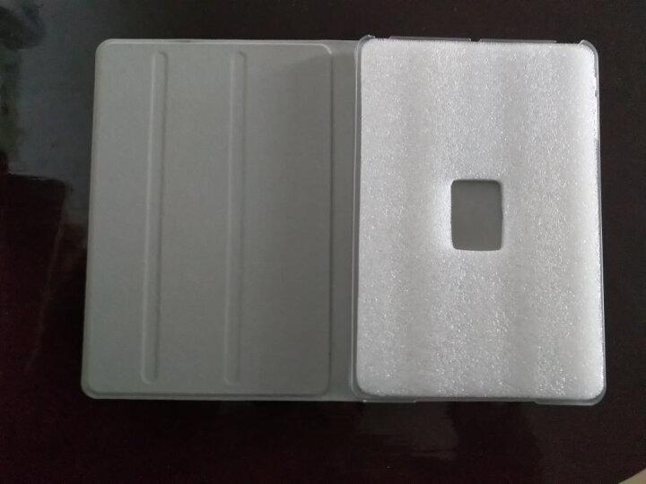 优加 iPad mini3/2/1保护套 卡通保护壳 智能休眠防摔彩绘皮套 如鱼似水 晒单图
