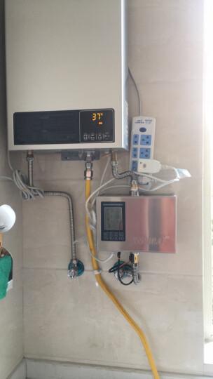 威乐回水器循环泵智能热水循环系统家用热水循环泵空气能回水泵 铜泵 T100A(水控+定时+温控)100W 晒单图