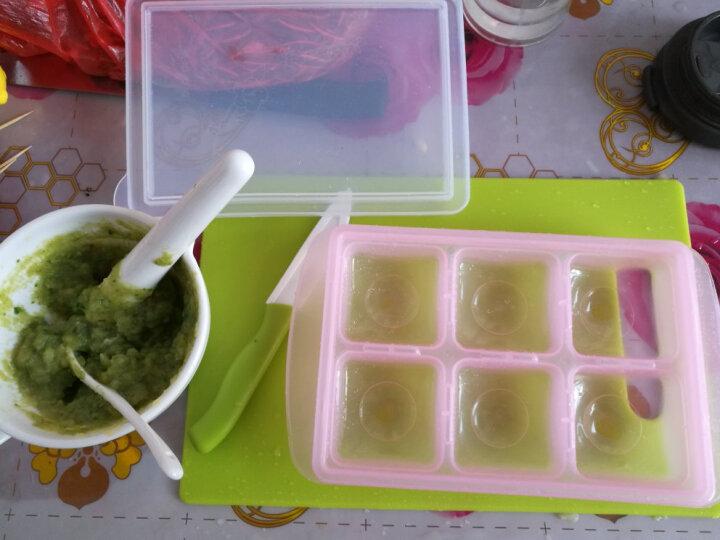 美帝亚(MIDDIA) 婴儿辅食研磨器 宝宝食物辅食工具套装 辅食料理机 果泥榨汁器 陶瓷款 晒单图