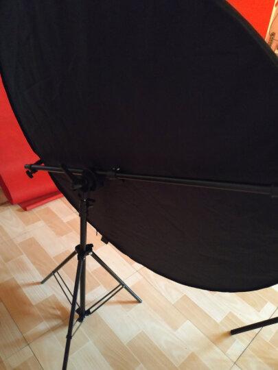 春影(CY)摄影反光板支架柔光板悬臂架摄影棚灯柔光灯箱横杆灯附件器材道具 晒单图