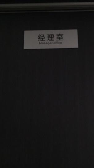经理室部门科室牌 门牌 总经理办公室标志牌 告示指示牌 设计部 会议室 领导房门牌仓库仓储部客服标牌 经理室 晒单图