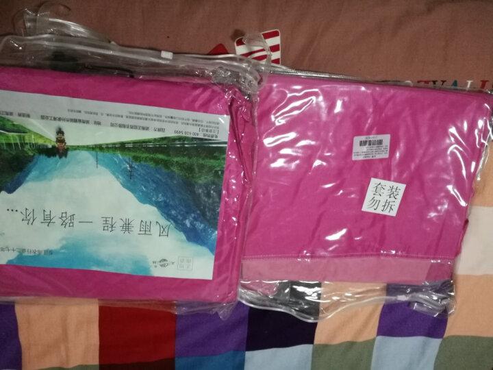 正招(kendo)儿童雨衣带书包位小学生雨披小孩卡通雨衣 R1蓝色猴子XXL码 晒单图