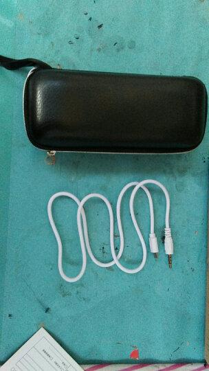 意创生活 手机麦克风全民K歌主播带声卡电容麦克风 苹果安卓yy直播手机K歌话筒套装 玫瑰金+耳机+收纳盒 晒单图