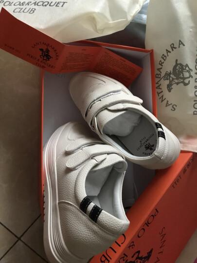 圣大保罗女鞋 时尚单鞋潮舒适休闲鞋学生百搭女小白鞋板鞋 米色 39 晒单图
