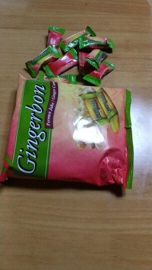 Gingerbon津格伴 印尼进口姜汁糖软糖年货糖果特产零食生姜糖 蜂蜜柠檬味125g 晒单图