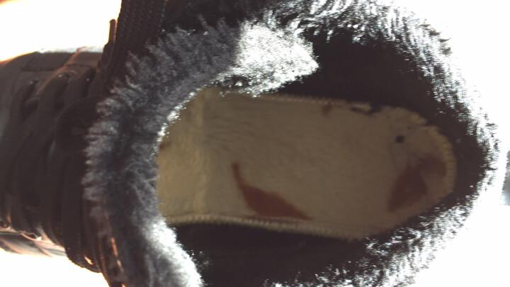 浩川保暖鞋垫棉鞋垫男女冬季鞋垫仿羊毛加厚鞋垫 1669高效保暖5双 39 晒单图