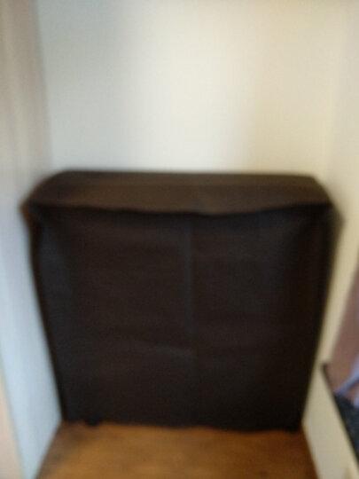 everjoys 折叠床单人床1米2折叠午休躺椅行军床1.2米床双人午睡钢丝床简易办公室床 优雅咖啡色 0.9米宽送货到楼下 晒单图
