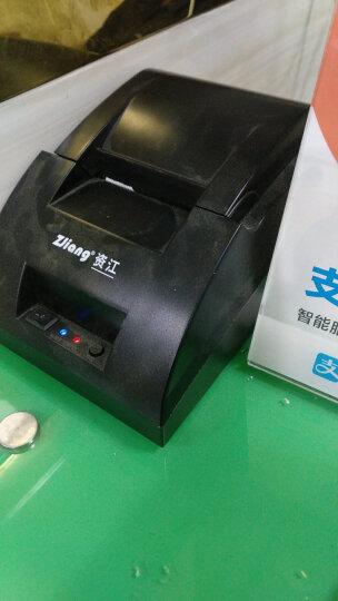 资江(zjiang) 资江POS58热敏小票据蓝牙外卖自动接单打印机美团饿了么外卖超市收银机 手机蓝牙版+电脑(USB)+2卷纸 晒单图