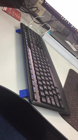 罗技(Logitech)MK345 无线键鼠套装 无线鼠标无线键盘套装 晒单图