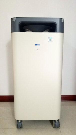 352 X83 智能空气净化器家用 除雾霾CADR值750立方米/小时 除菌 除甲醛 除过敏源 二手烟 晒单图