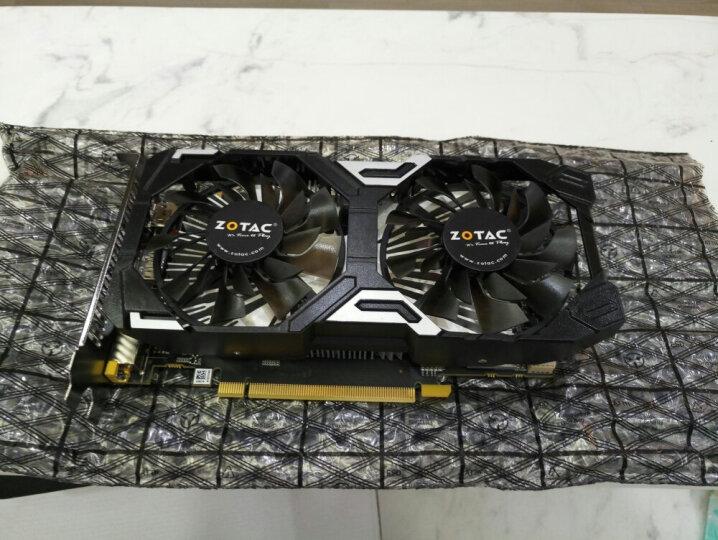 索泰(ZOTAC)GTX950-2GD5 雷霆TSI PA 1038-1216/6610MHz 2G GDDR5 PCI-E 3.0显卡 晒单图