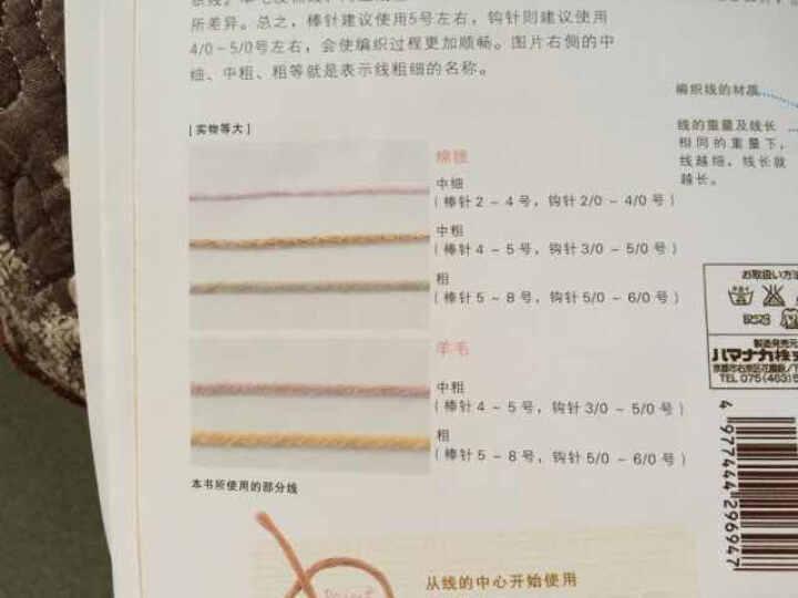 手作人典藏版:最易学的宝宝手工编织毛衣&小物 晒单图