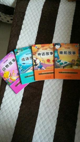 成语故事 小学生注音版全套4册 小学生课外阅读书籍一二三年级少儿图书6-12岁课外必读 晒单图