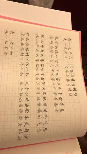 今天也要抄写幸福:35段钢笔手写真爱情话 晒单图