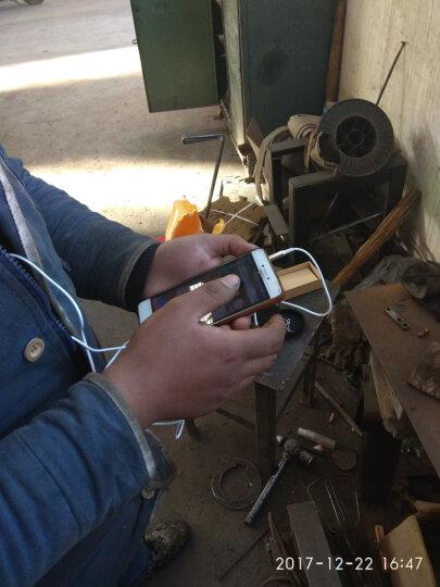锋尼专用K歌耳机入耳式带手机麦克风 唱吧直播全民k歌神器耳机带小话筒 白色 晒单图