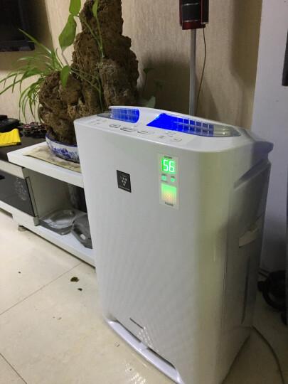 夏普(SHARP) 空气净化器 KC-Z380SW 除雾霾PM2.5除甲醛净离子群杀菌加湿 晒单图