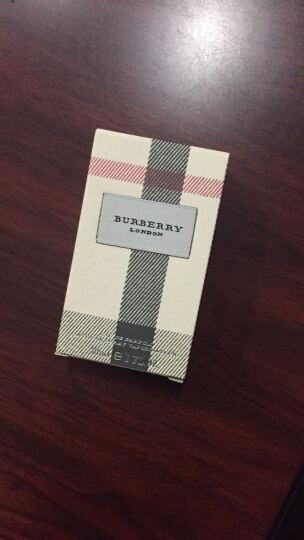 博柏利(BURBERRY)【七夕情人节礼物】巴宝莉男士女士香水 新伦敦布格女士香水EDP30ML 晒单图
