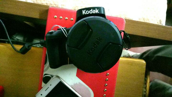 柯达(Kodak)AZ901 长焦相机 黑色 (2068万像素 90倍光变 BSI CMOS传感器 3英寸旋转屏 WIFI智能操控)) 晒单图