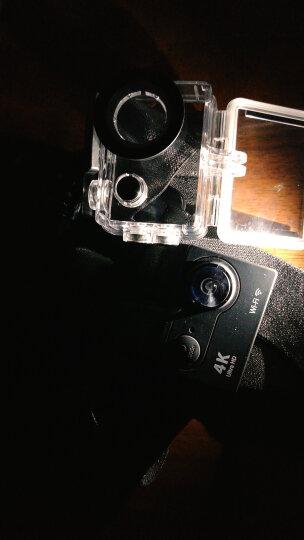 史历克运动相机4K潜水下高清摄像机8G内存版防水30米航拍行车记录仪2英寸大屏 黑色+16G高速存储卡+头戴套+包 晒单图