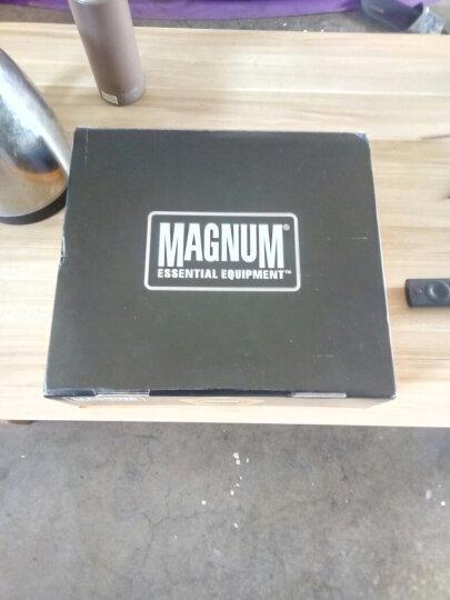 MAGNUM 马格南 幻影6.0 军迷中帮战术靴作战靴中帮鞋男款户外徒步登山 黑色 39 晒单图