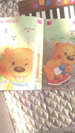 洪恩点读笔全能经典套装 TTP-518语数外全面提升婴幼儿益智早教38册书1-3-6岁英语学习机 晒单图