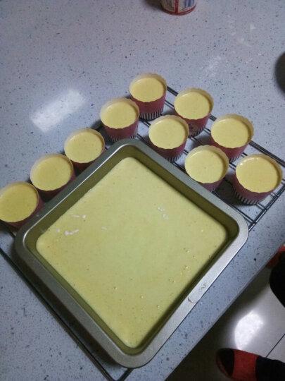 魔幻厨房 烘焙工具 烤箱专用PVC筒马芬蛋糕纸杯 耐高温纸杯 烘焙纸杯  25个装 中号-胡子鞋 晒单图